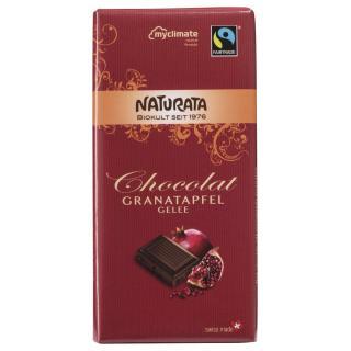 Chocolat Granatapfel Gelee   kbA