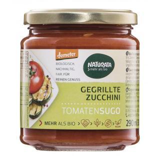 Tomatensugo m,gegrill,Zucchini  kbA