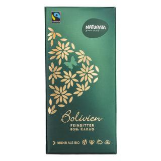 Bolivien Edelbitter 95% Kakao  kbA