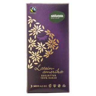Edelbitter Lateinam,100% Kakao  kbA