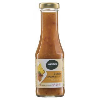 BIO Curry Ananas Sauce