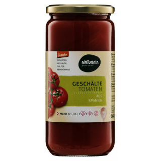 BIO Geschälte Tomaten