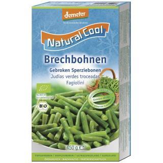 BIO Brechbohnen