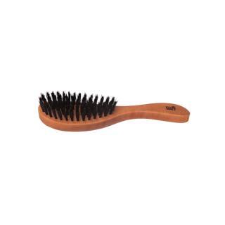 Langhaar Pflegebürste oval