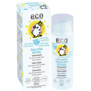 Baby & Kids Sonnencreme LSF 50+ neutral Bio