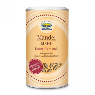 Mandelmehl   kbA
