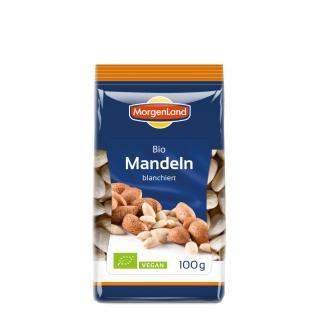 BIO Blanchierte Mandeln