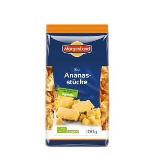 ANANAS STÜCKE getrocknet