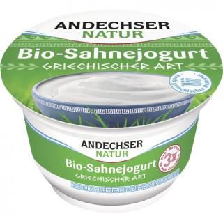 BIO Sahnejoghurt Griechischer Art