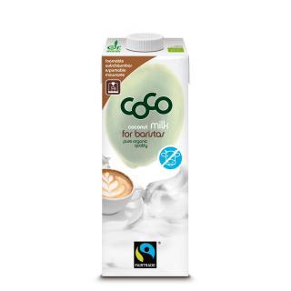 BIO Coco Milk for Baristas