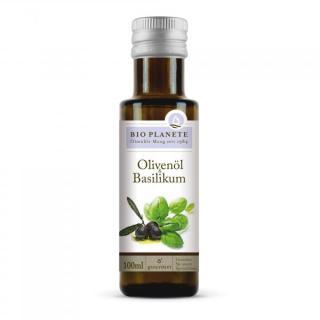 BIO Olivenöl & Basilikum