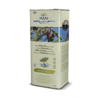 Olivenöl nativ extra, Selection, bio