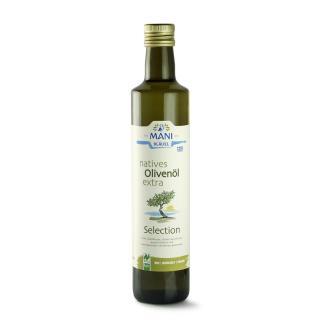 Olivenöl nativ extra, Selection kbA