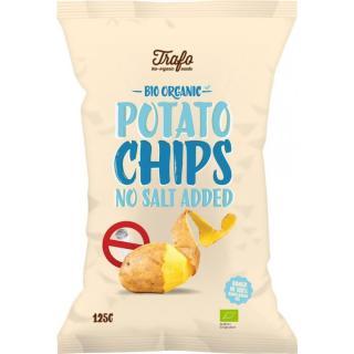 BIO Kartoffel Chips ungesalzen