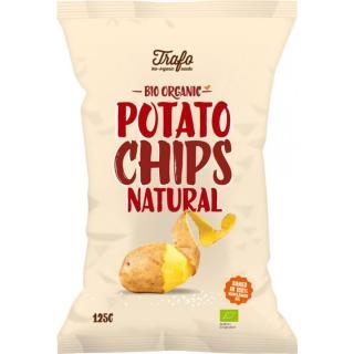 BIO Kartoffel Chips Natural