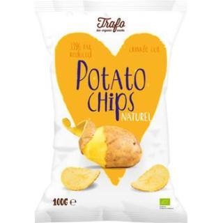 BIO Kartoffel Chips light