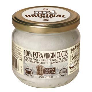 Cocosöl extra virgin  kbA