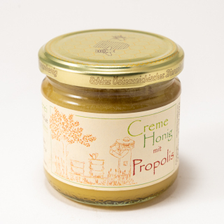 BIO Creme Honig mit Propolis (702)