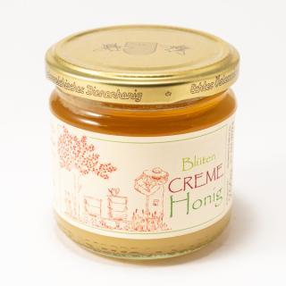 BIO Blüten Creme Honig (718)