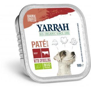 Hund Rind mit Spirulina  kbA