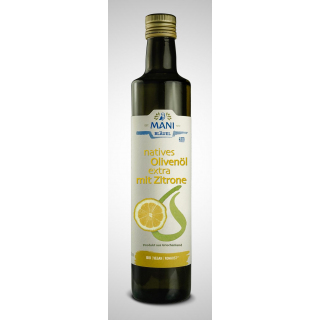 "Olivenöl nativ extra ""Limone"" kbA"