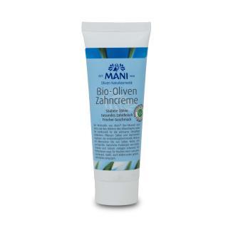 Bio Oliven Zahncreme