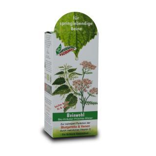 BIO Beinwohl Kräuter-Früchte-Elixier