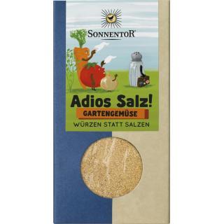 BIO Adios Salz! Gartengemüse
