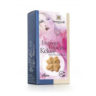 BIO Ingwer Glücks Kekse