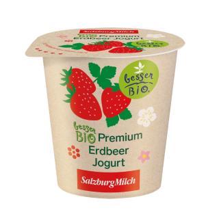 BIO Fruchtjoghurt Erdbeer