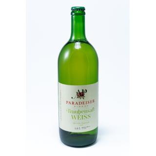 BIO Traubensaft weiß
