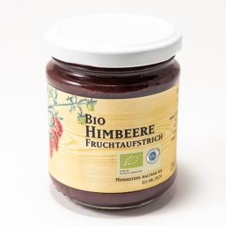 BIO Himbeere Fruchtaufstich