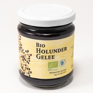 BIO Holunder Gelee