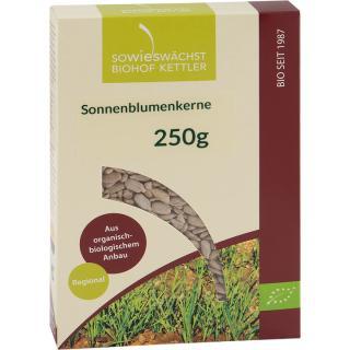 Sonnenblumenkerne gesch.250g  kbA