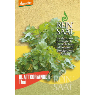 BIO Blattkoriander Thai Demeter