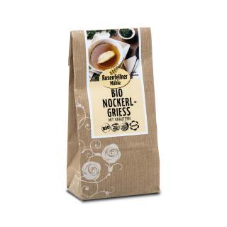 NOCKERLGRIES mit Kräutern                     kbA