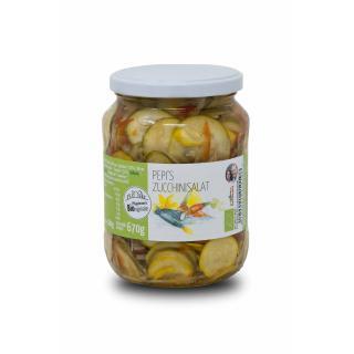 Zucchinisalat groß  kbA