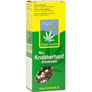 BIO Knabberhanf Schokomix