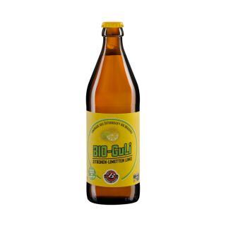 BIO Guli Zitronen-Limetten Limo