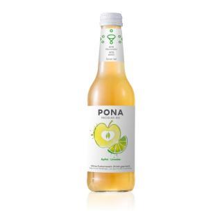 Apfel-Limette organic sparkling juice